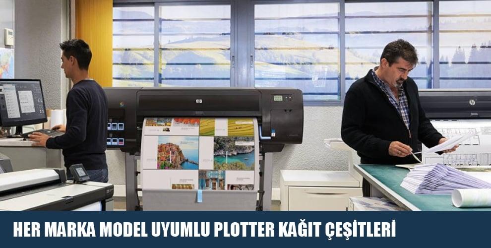 istanbul hp plotter kağıt
